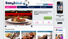 Website Sweetdeal